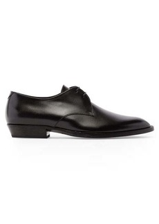 Yves Saint Laurent Saint Laurent Wyatt leather derby shoes