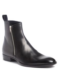 Yves Saint Laurent Saint Laurent Wyatt Side Zip Boot (Men)