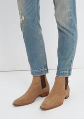 f72305d17985 ... Yves Saint Laurent Saint Laurent Wyatt suede chelsea boots ...