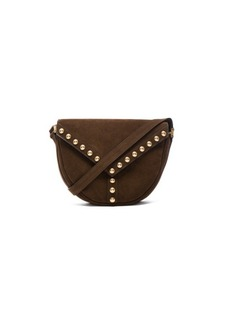 Yves Saint Laurent Saint Laurent Y Studs Besace Bag