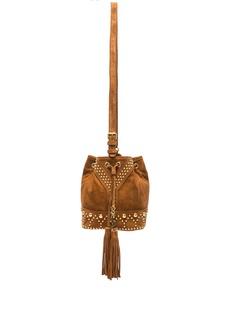 Yves Saint Laurent Saint Laurent Y Studs Small Bucket Bag