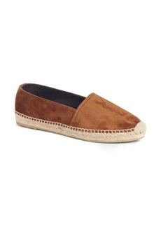 Yves Saint Laurent Saint Laurent YSL Logo Espadrille (Women)