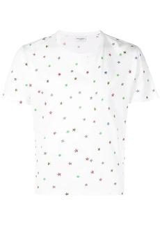 Yves Saint Laurent Short sleeve star T-shirt