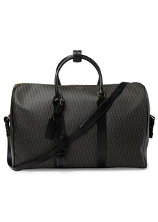 Yves Saint Laurent Signature Logo Duffle Bag