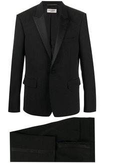 Yves Saint Laurent silk-trimmed tuxedo jacket