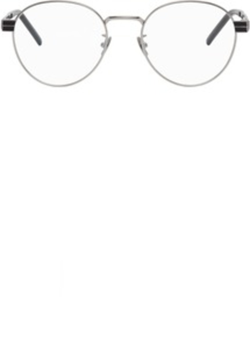 Yves Saint Laurent Silver SL M63-001 Glasses