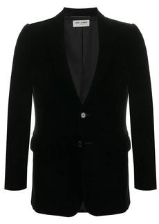 Yves Saint Laurent single-breasted blazer