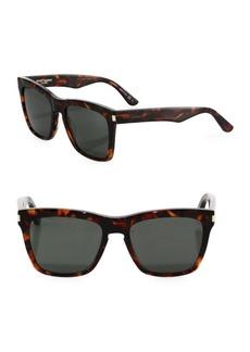 Yves Saint Laurent SL 137 Devon 55MM Square Sunglasses