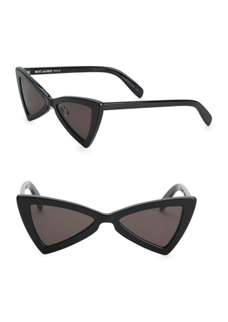 Saint Laurent SL 207 53MM Jerry Cat-Eye Sunglasses