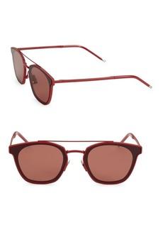 Yves Saint Laurent SL 28 61MM Square Sunglasses