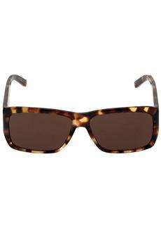Yves Saint Laurent Sl 366 Lenny Squared Acetate Sunglasses