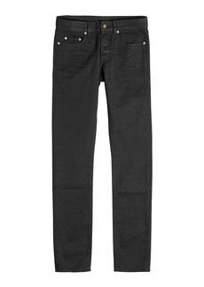 Yves Saint Laurent Slim Fit Jeans