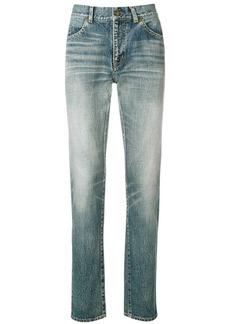 Yves Saint Laurent slim-fit jeans