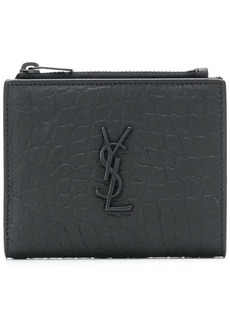 Yves Saint Laurent small monogram wallet