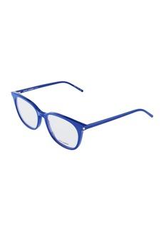 Yves Saint Laurent Square Acetate Optical Glasses