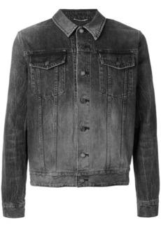 Yves Saint Laurent stonewashed Jean jacket