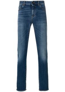 Yves Saint Laurent straight leg jeans