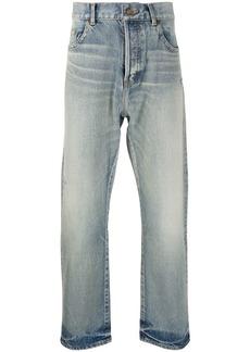 Yves Saint Laurent straight-leg jeans