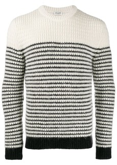 Yves Saint Laurent striped sweater