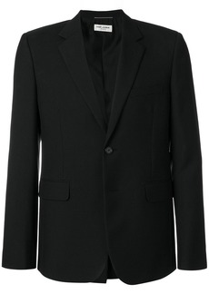 Yves Saint Laurent tailored fitted blazer
