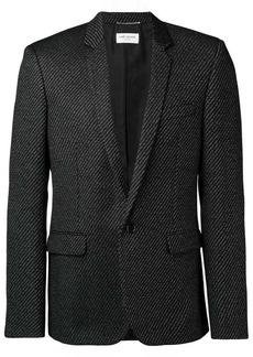 Yves Saint Laurent textured blazer
