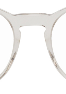 Yves Saint Laurent Transparent SL 106 Glasses