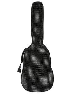 Yves Saint Laurent Velvet Mesh & Glitter Guitar Case