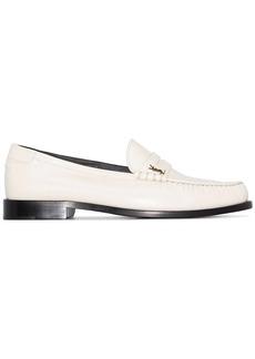 Yves Saint Laurent Twenty 15 leather loafers