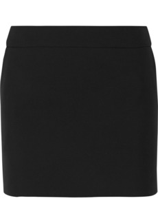 Yves Saint Laurent Wool mini skirt