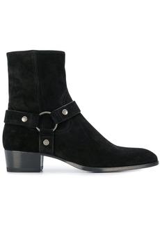 Yves Saint Laurent Wyatt ankle boots