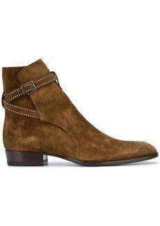 Yves Saint Laurent Wyatt boots