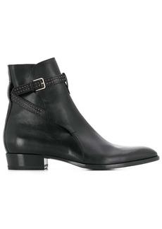 Yves Saint Laurent Wyatt Jodhpur boots