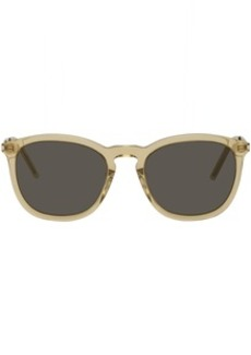 Yves Saint Laurent Yellow SL 360 Sunglasses