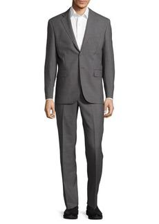 Yves Saint Laurent Regular-Fit Italian Wool Suit