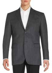 Yves Saint Laurent Regular-Fit Wool Sportcoat