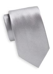 Yves Saint Laurent Textured Silk Tie