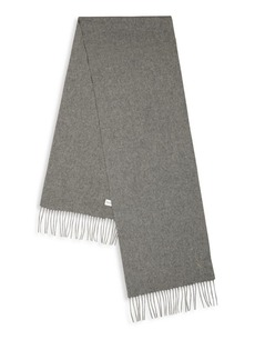 Yves Saint Laurent Wool & Cashmere Scarf