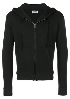 Yves Saint Laurent zipped hoodie