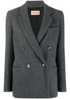 Yves Salomon double-breasted blazer