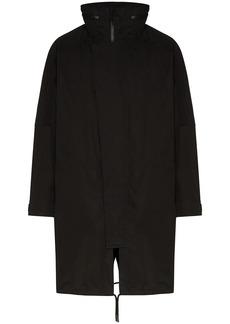 Yves Salomon Bachette two-piece down coat