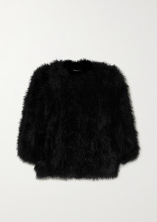 Yves Salomon Feather Jacket