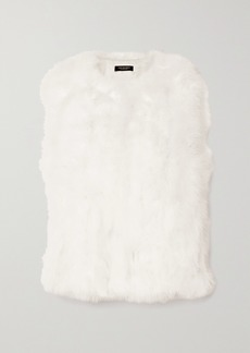 Yves Salomon Feather Vest