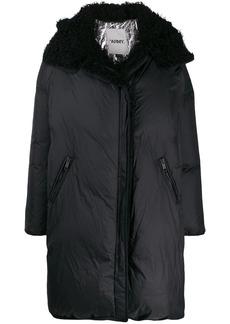 Yves Salomon hooded oversized coat