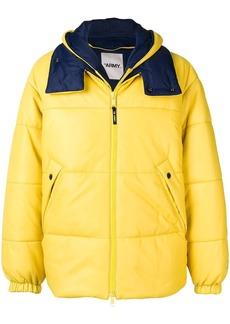 Yves Salomon padded hooded jacket