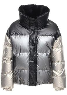 Yves Salomon Reversible Fur Down Jacket