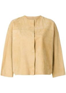 Yves Salomon reversible leather jacket