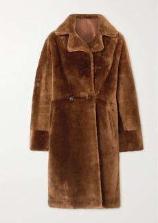 Yves Salomon Shearling Coat