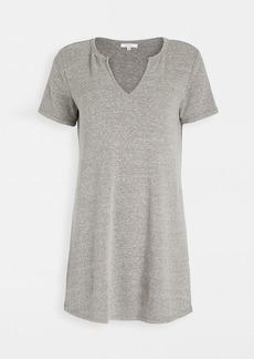 Z Supply Split Neck Dress