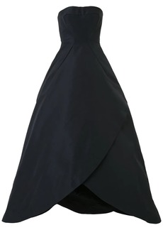 Zac Posen strapless ball gown