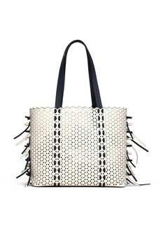 Zac Posen Lacey Bow Tote - Bow Colorblock